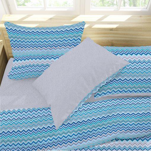 Completo letto Baia azzurro