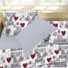 completo letto tirolo patch